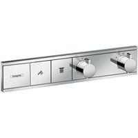 HANSGROHE RainSelect Thermostat Unterputz für 2 Verbraucher,