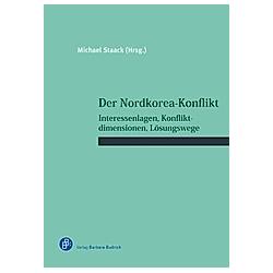 Der Nordkorea-Konflikt - Buch