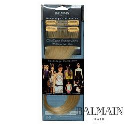 Balmain Clip Tape Extensions 25 cm Blue Ray
