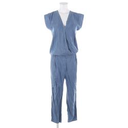 DRYKORN Damen Jumpsuit blau, Größe L, 4956223