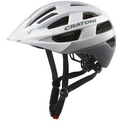 Cratoni Fahrradhelm City-Fahrradhelm Velo-X weiß 58/60 - 58 cm - 60 cm