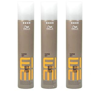 Wella EIMI SUPER SET Finishing Haarspray extra stark - 300ml (3 ́er Pack)