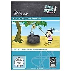Rollen und Flaschenzüge, 1 DVD