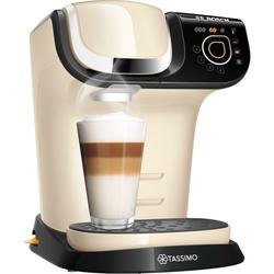 Bosch Tassimo My Way 2 TAS6507 Kaffeemaschinen - Cremefarben