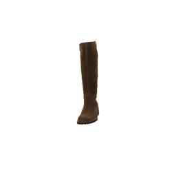 Stiefel Gabor grau