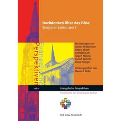 Nachdenken über das Böse als Buch von Günter Brakelmann/ Jürgen Ebach