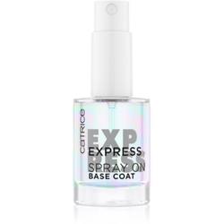 Catrice Express Spray On Foundation-Spray für Nägel 10 ml