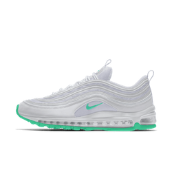 Nike Air Max 97 By You personalisierbarer Schuh - Weiß, size: 35.5