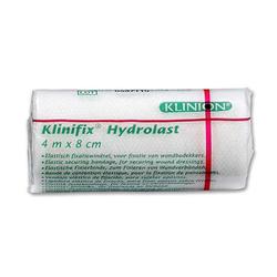 Klinifix Hydrolast 8 cm x 4 m, 1er PZN: 06464901