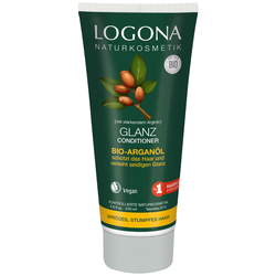 LOGONA Glanz Conditioner Bio-Arganöl 200 ml