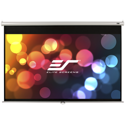 Elite Screen 16:9 Rollo Leinwand 332 x 187 MaxWhite