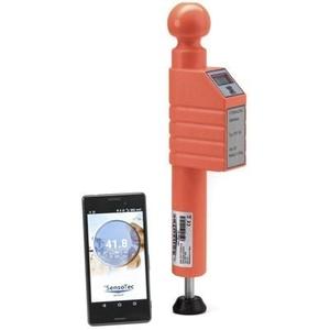 ATSensoTec Digitale Stützlastwaage STB 150 B mit Bluetooth und APP, orange