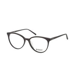 DKNY DK 5003 001, inkl. Gläser, Cat Eye Brille, Damen