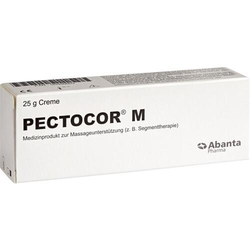 PECTOCOR M Creme 25 g