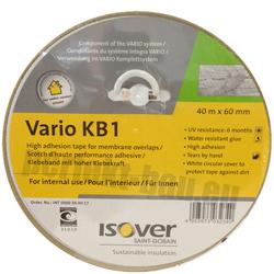 ISOVER Vario KB 1 Klebeband für Dampfbremsfolie (0,85€/m)
