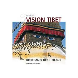 Vision Tibet. Wilfried Pfeffer  - Buch