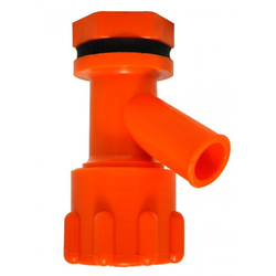 Eck-Auslaufventil 14 mm