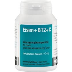 EISEN+B12+C Kapseln 100 St