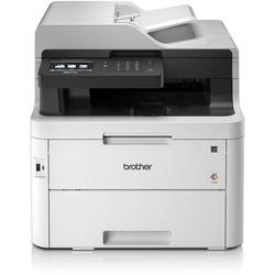Brother MFC-L3750CDW Farb LED Multifunktionsdrucker A4 Drucker, Scanner, Kopierer, Fax LAN, WLAN, Du