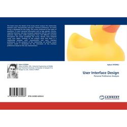 User Interface Design als Buch von Aykut AYDINLI