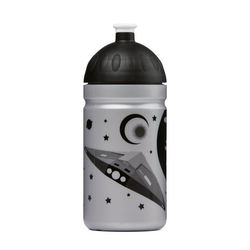 ergobag Trinkflasche Trinkflasche, Spülmaschinenfest grau