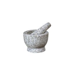 Cilio Mörser Mörser Granit SALOMON, (2, 2-tlg)