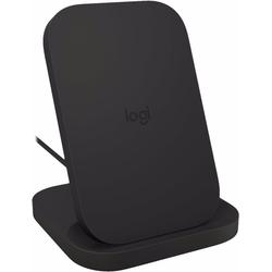 Logitech Powered (10W), Wireless Charger, Schwarz