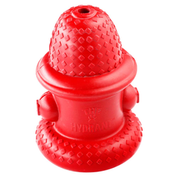 Spunky Pup Snackspielzeug Hydrant zufällig, Länge: ca. 13 cm - ca. 13 cm