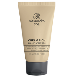 Alessandro Spa Cream Rich Handcreme 50 ml