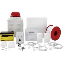 ABUS AZ4301 Terxon SX Alarmanlagen-Sets Alarmzonen 8x Drahtgebunden, 1x Sabotagezone