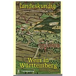 Wein in Württemberg - Buch