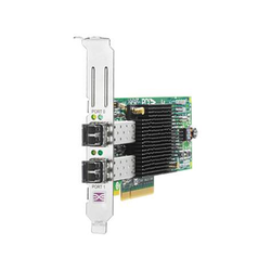 HPE - 489193-001 - HP 8Gb Dual Channel PCIe to Fibre Channel HBA
