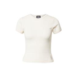 BDG Urban Outfitters Damen Shirt creme, Größe L, 5101216