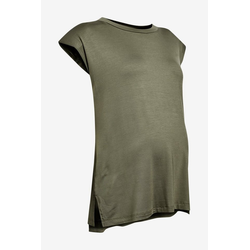 Next Trägertop T-Shirt mit Schulterpolster gr�n 46