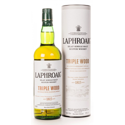 Laphroaig Triple Wood Single Malt Whisky 48% vol.
