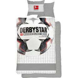 Jugendbettwäsche Derby Star, mit Fussball