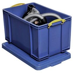 Really Useful Box Aufbewahrungsbox 84,0 l blau 71,0 x 44,0 x 38,0 cm