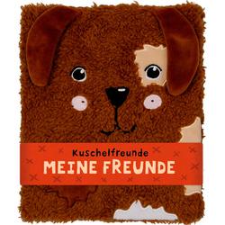 Freundebuch - Kuschelfreunde - Meine Freunde (Hund): Buch von