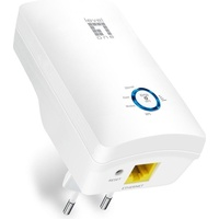 Levelone AC1200 Dual Band Wireless Range Extender 1200Mbps weiß (WRE-8011E)
