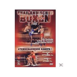 Thailändisches Boxen - Band 4 DVD
