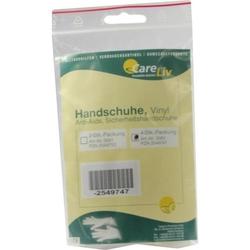 HANDSCHUHE Vinyl Anti Aids 4 St