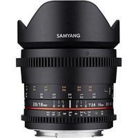 Samyang 16mm T2,6 ED AS UMC VDSLR Sony E