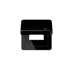 Jung Klappdeckel CD 590 KL USB SW