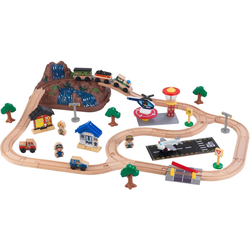 KidKraft® Spielzeug-Eisenbahn Bucket, (Set)