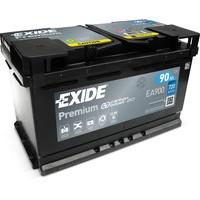 Exide EA900 Premium Carbon Boost Autobatterie
