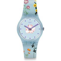 Swatch PISTILLO GS152 Damenarmbanduhr Design Highlight