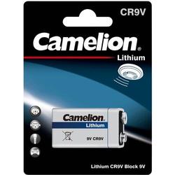 Camelion 6LR61 9V Block-Batterie Lithium 1200 mAh 9V 1St.