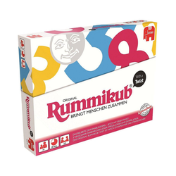 Jumbo Spiel, Rummikub with a Twist