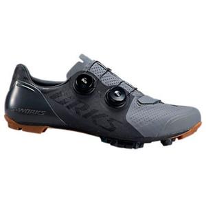 Specialized S-Works Recon MTB Schuh, Größe: 45, Farbe: smoke