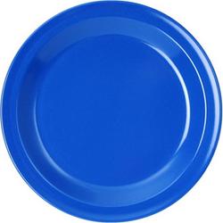 5 x Dessertteller 19,5 cm blau